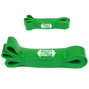 Strong Resistance Bands - Pull Up Bands – Högsta kvalité (13,6 - 68 kg)