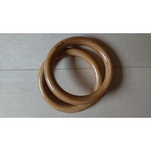 Romerska Ringar i Trä, Utomhus (handtillverkade i Sverige)