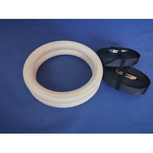 Romerska Ringar i Trä, Gymnastic rings